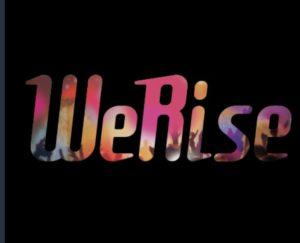WeRiseのロゴ